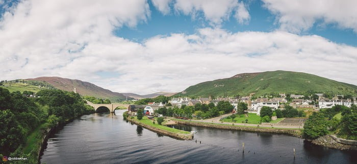 the-helmsdale-village-in-scotland