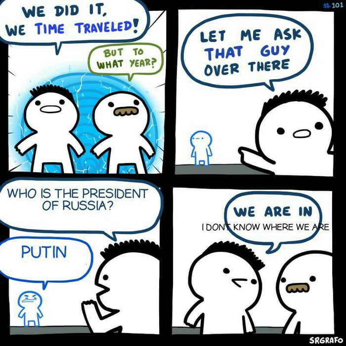 putin-is-a-time-traveller-too-after-all