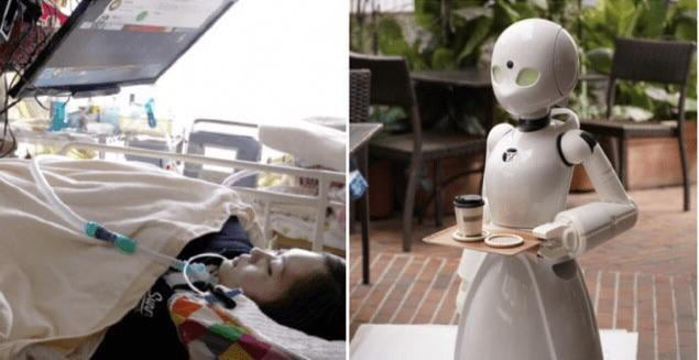 japanese-cafe-hires-paralyzed-patients-to-remotely-control-server-robots-to-earn-income-that-country-never-fails-to-amaze