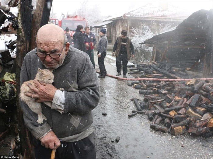 83-year-old-man-holding-his-kitten-after-losing-everything-in-house-fire