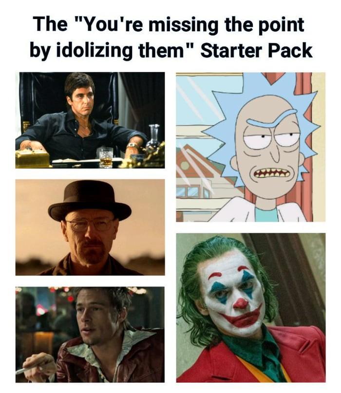 a-good-starter-pack