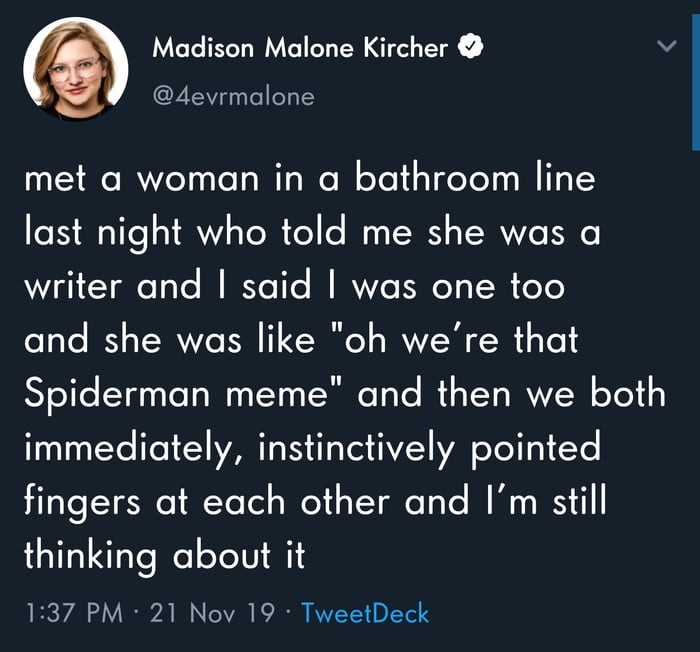 the-meme-where-all-spidermen-point-at-each-other