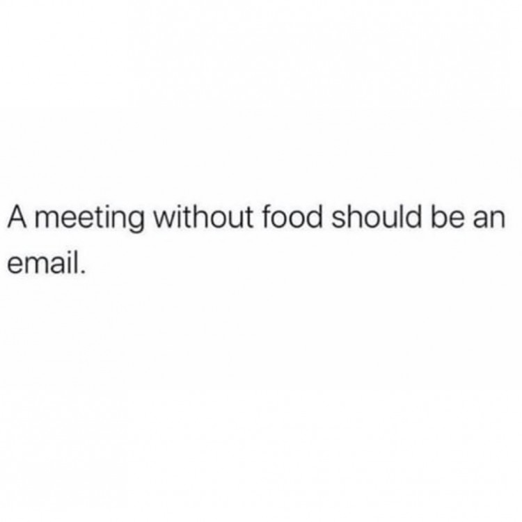 no-date-without-food