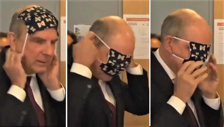 how-not-to-wear-a-face-mask-viral-images-with-the-deputy-prime-minister-of-belgium