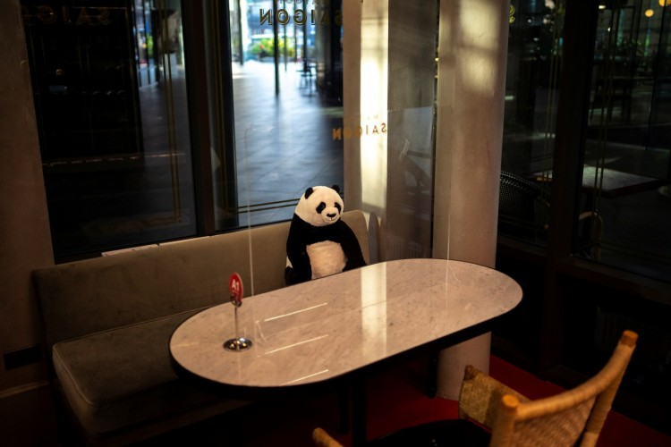cant-bear-to-eat-alone-one-restaurant-in-thailand-is-using-stuffed-pandas-in-order-to-respect-the-social-distancing-rules