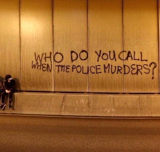 what-do-you-call-when-the-police-murders