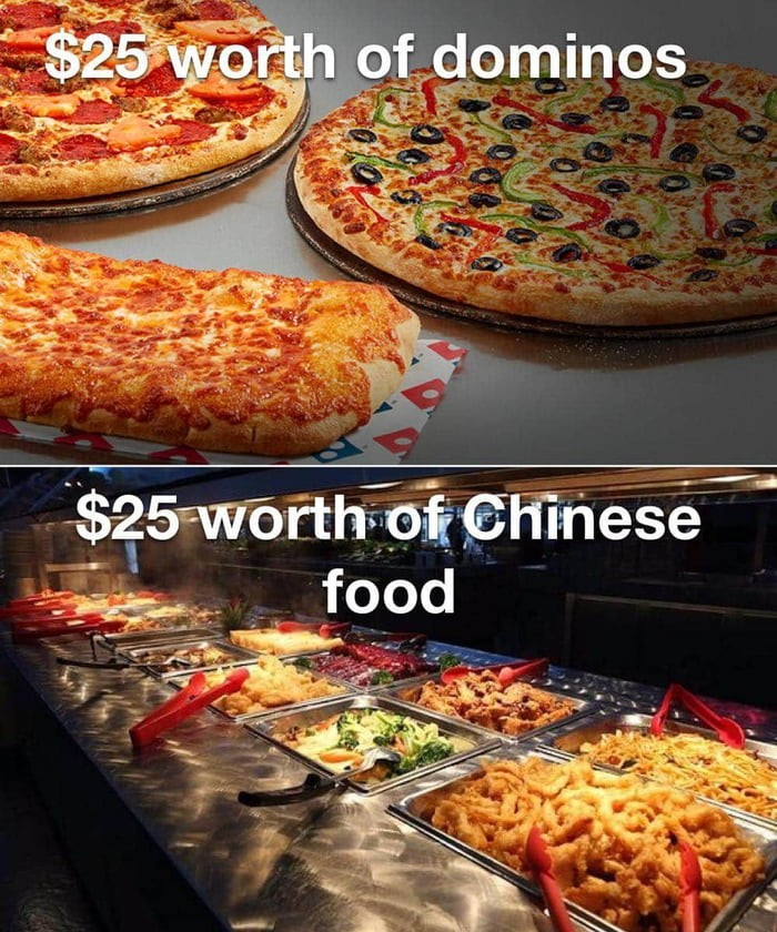 what-would-you-choose-for-25-dominos-pizza-or-chinese-food