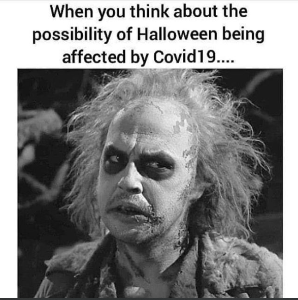 50 Halloween Memes For 2020 During Covid 19 Pandemic
