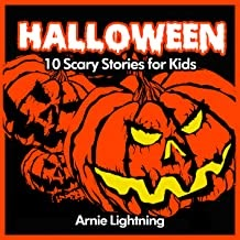 Halloween: 10 Scary Short Stories for Kids