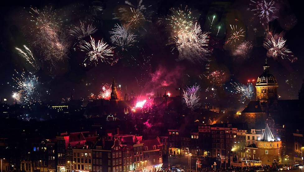 5 ways to spend New Year's Eve in Amsterdam | I amsterdam