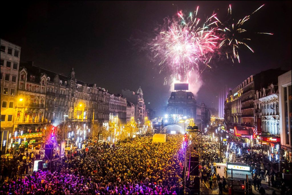 Brussels, Belgium | New year images, New year pictures, Happy new year  images