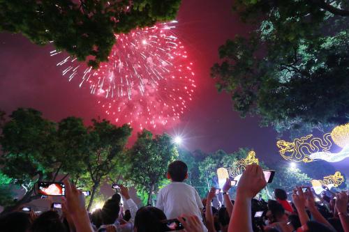 The Vietnamese New Year's Eve - Vietnam Tet holidays