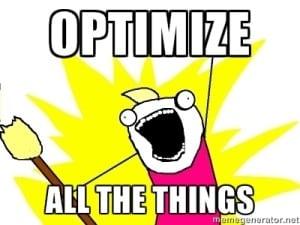 Optimization Meme