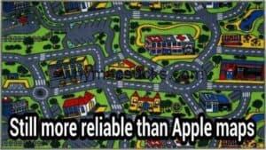 Apple Map Sucks SEO Meme