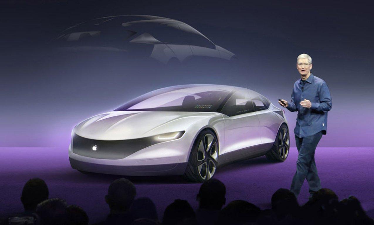 Британские дизайнеры создали концепт Apple Car - 24 Канал