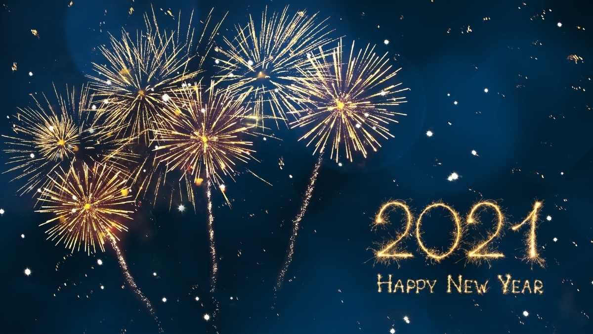 Happy New Year, Love! New Year 2021 Wishes for Boyfriend & Girlfriend
