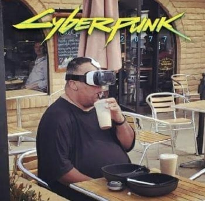 29 Cyberpunk 2077 Memes That Show People Using Technology in the Cringiest  Ways - Funny Gallery