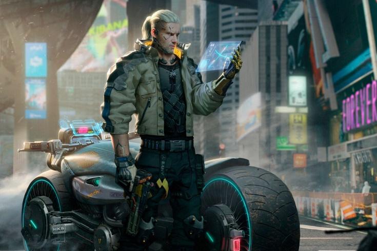 Тест по Cyberpunk 2077 — будет ли игра связана с вселенной «Ведьмака» -  Чемпионат