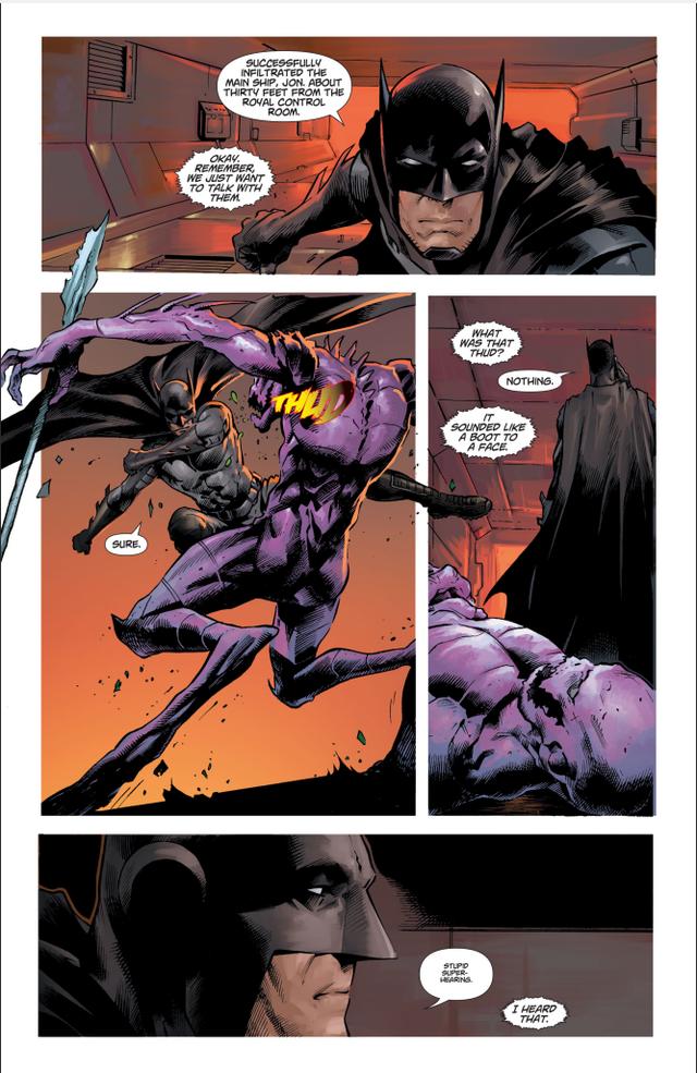 Comic Excerpt] I love this moment between Damian and Jon. (DCeased: Dead  Planet #1) : DCcomics