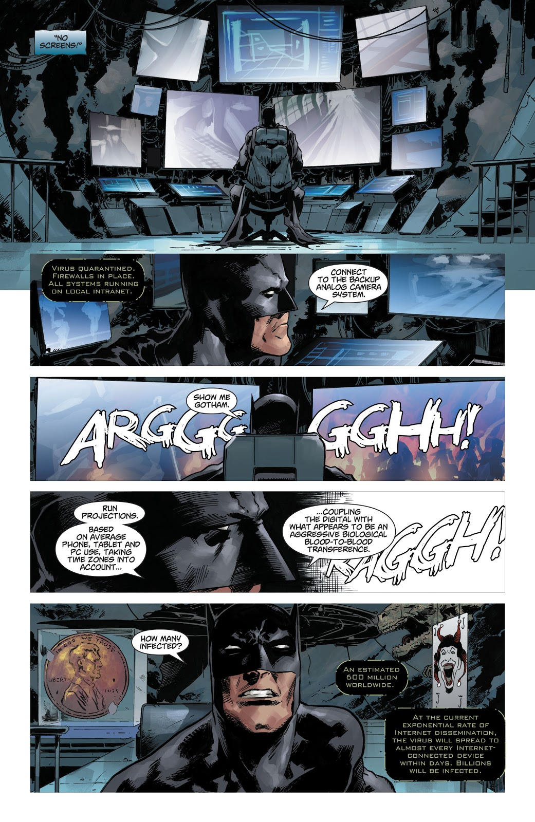DCeased (2019-) Chapter 1 - Page 23