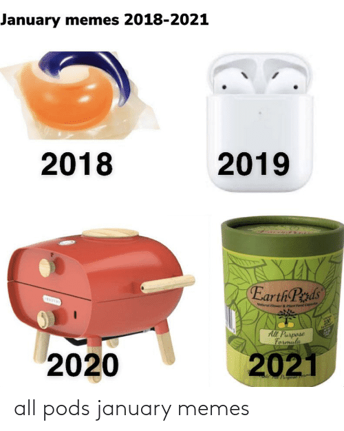 January Memes 2018-2021 2018 2019 EarthPzds Natural Deer&Plant Food Cep 100  All Purpose Formula 2020 2021 All Pods January Memes | Deer Meme on ME.ME