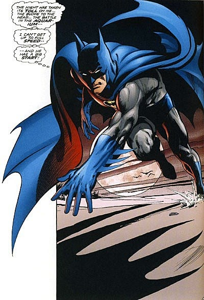 The 18 Best Batman Panels Ever