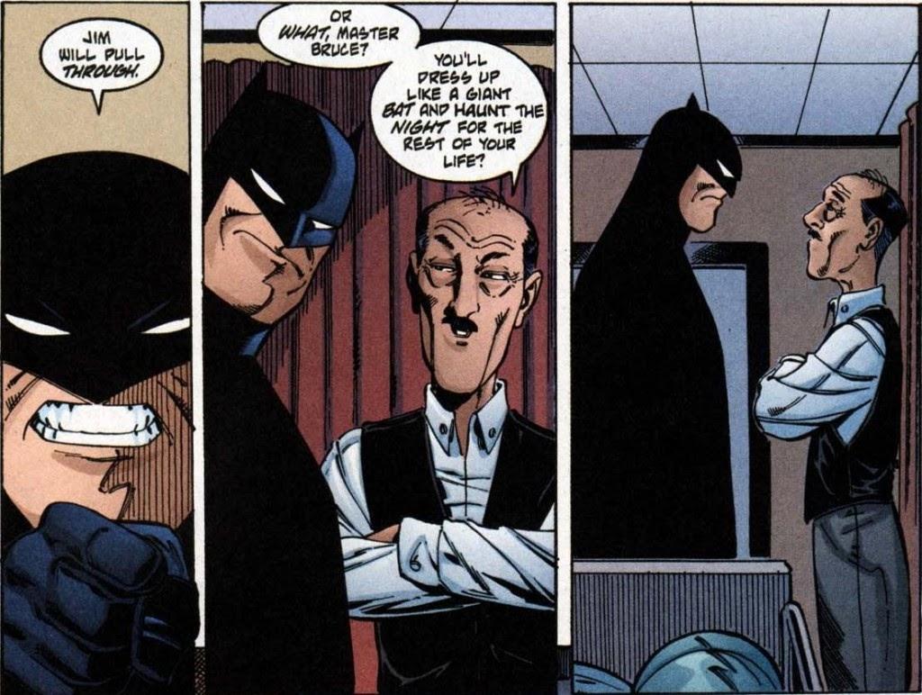 Batman being jerk- dump - Album on Imgur