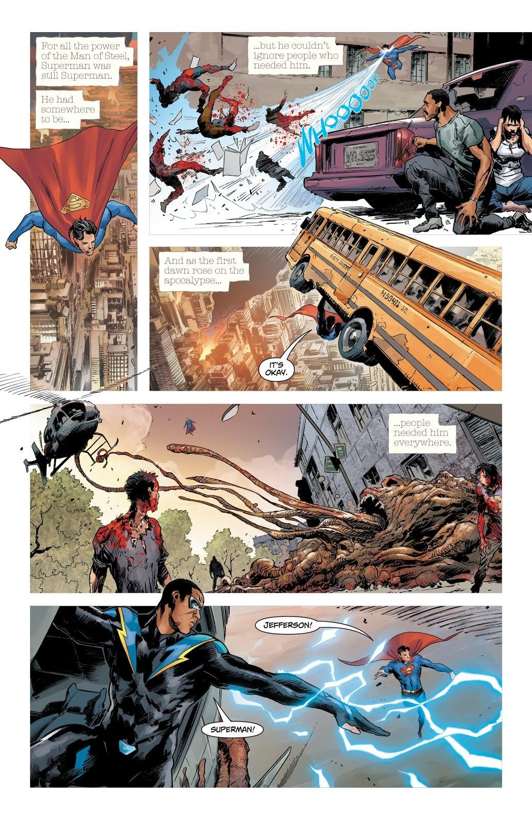 Read DCeased Issue #3 Online Page 17