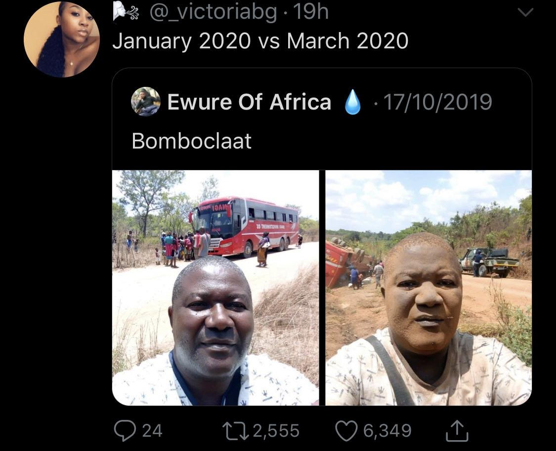 Y'all wishing for 2021 to come soon better beware | /r/BlackPeopleTwitter |  Black Twitter | Know Your Meme