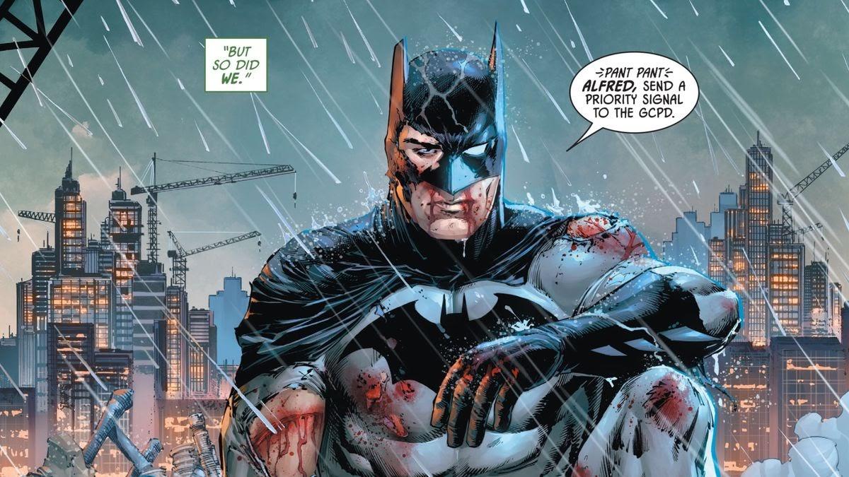 DC Comics's pivotal Batman #86 teases a new beginning for the Joker -  Polygon