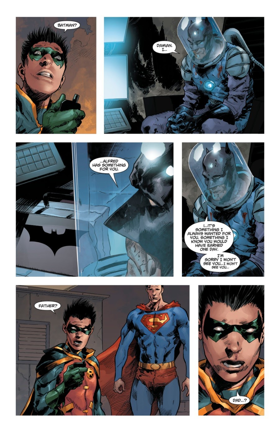 DCeased 2-8 - Comic Book Revolution