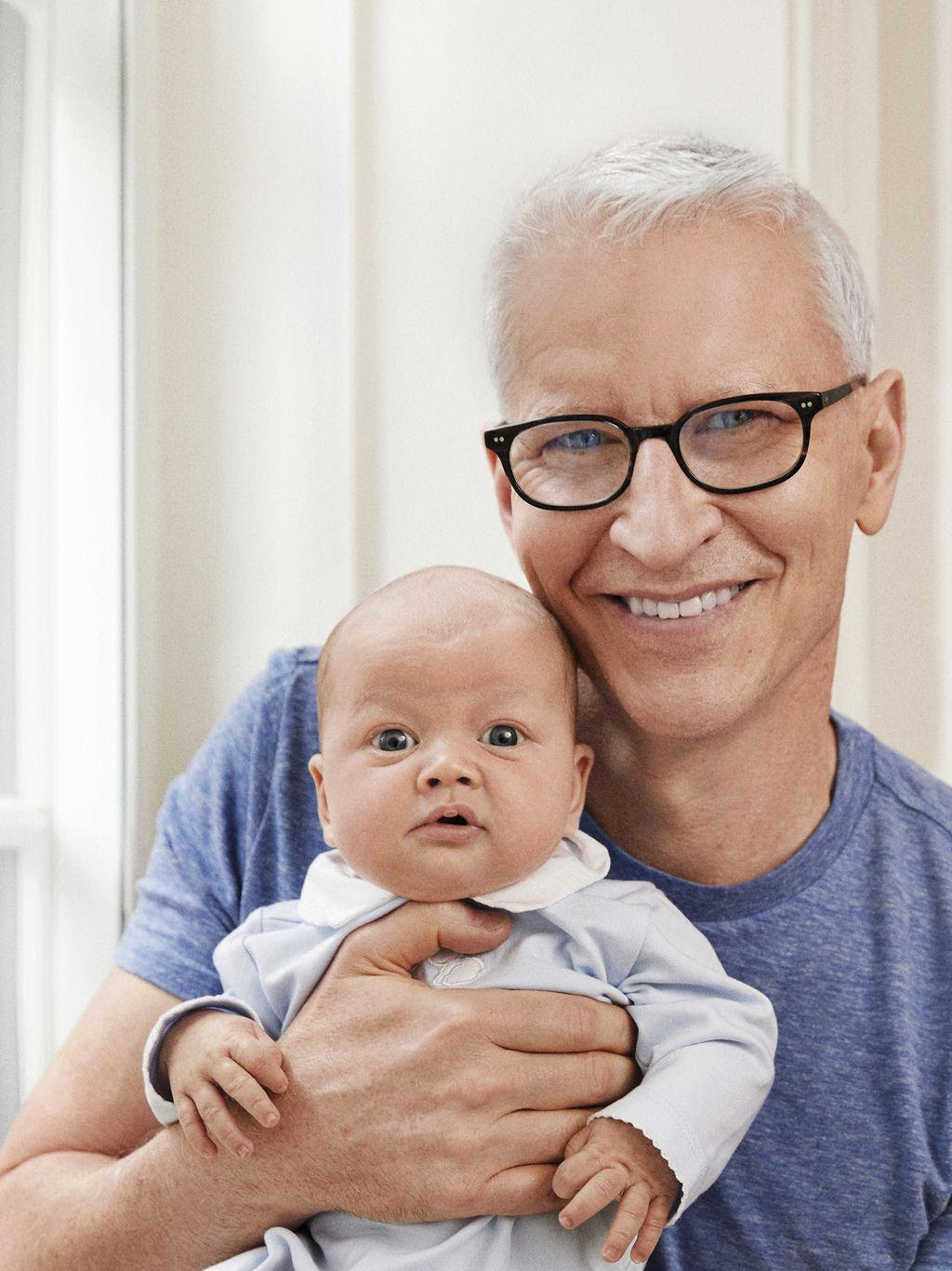 Читайте Anderson Cooper & Baby Wyatt: 'This Is a New Level of Love' онлайн