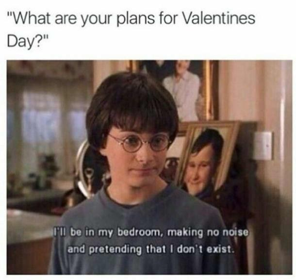50 Funny Valentine's Day Memes Everyone Can Appreciate — No Matter What  Your Relationship Status Is | YourTango