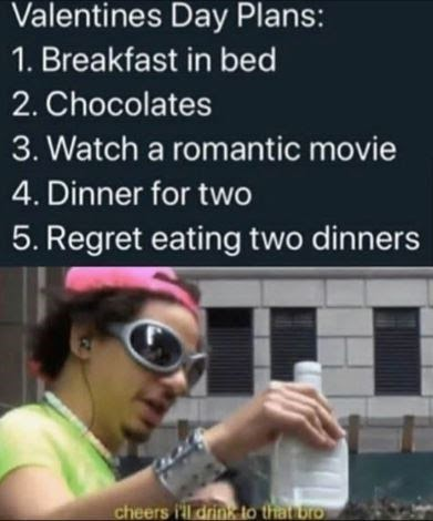 Fifteen Amusing Valentine's Day Memes For The Sad Singles - Memebase -  Funny Memes