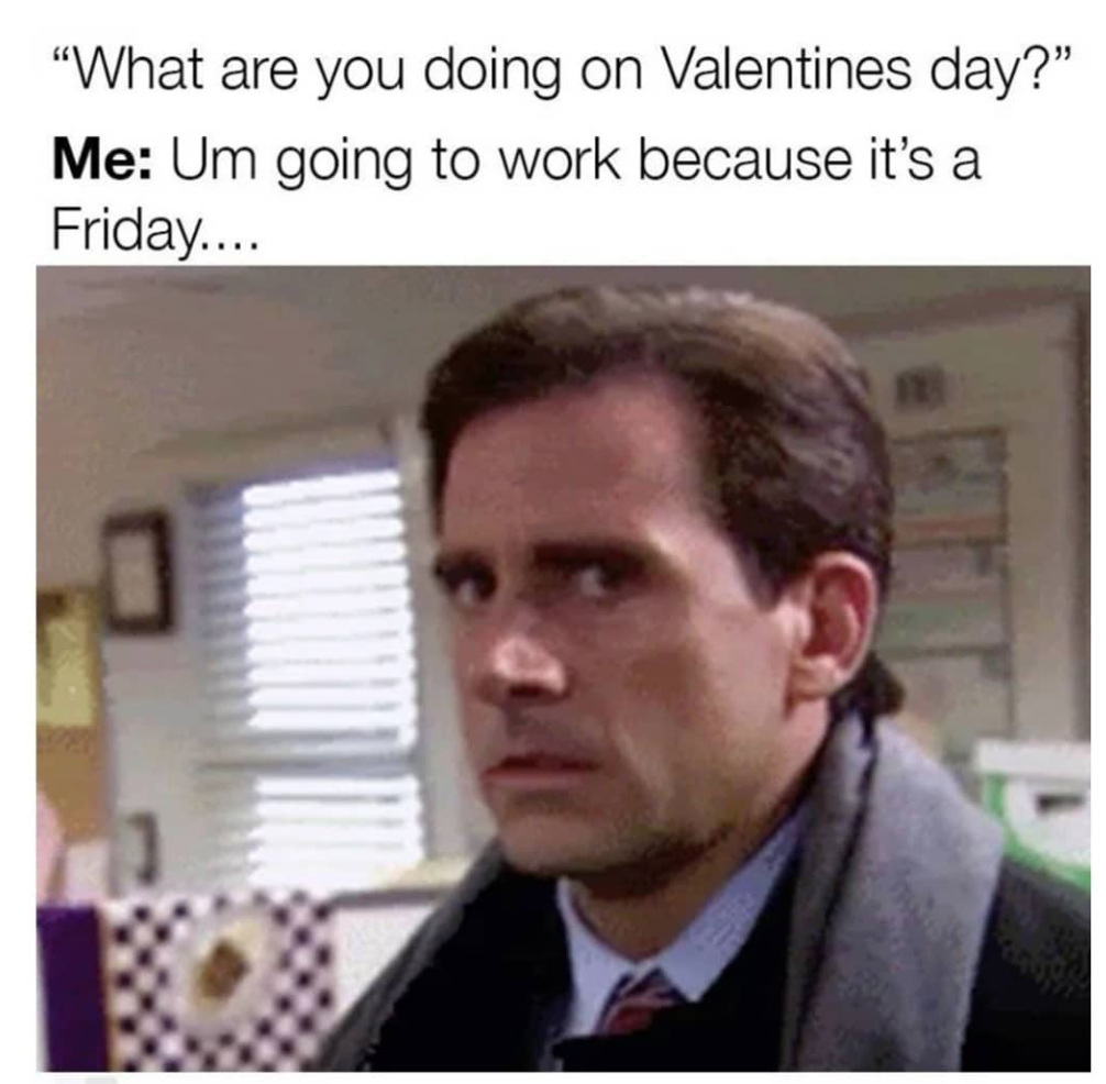 Valentine's Day memes: 24 tragic reactions to cry over all alone