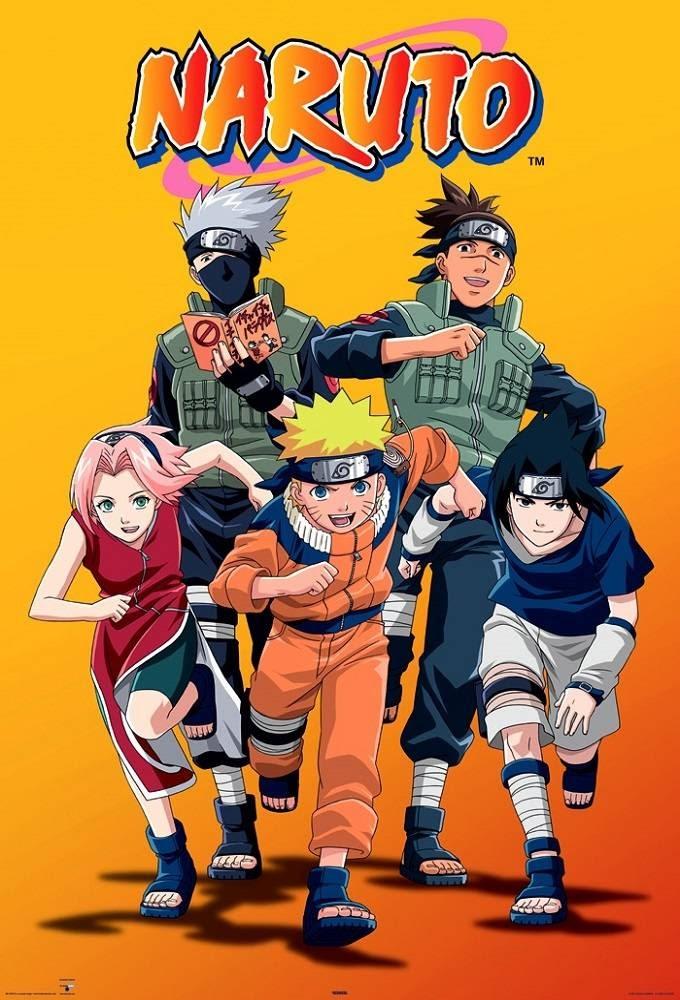 Naruto (TV Series 2002–2007) - IMDb