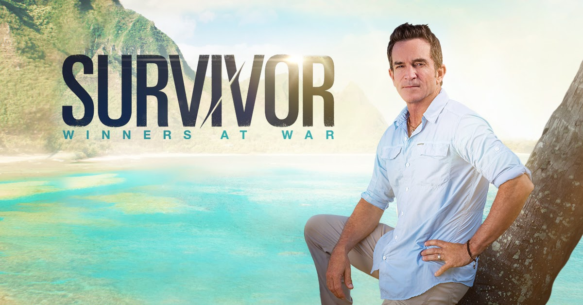 About Survivor: Winners at War on CBS All Access