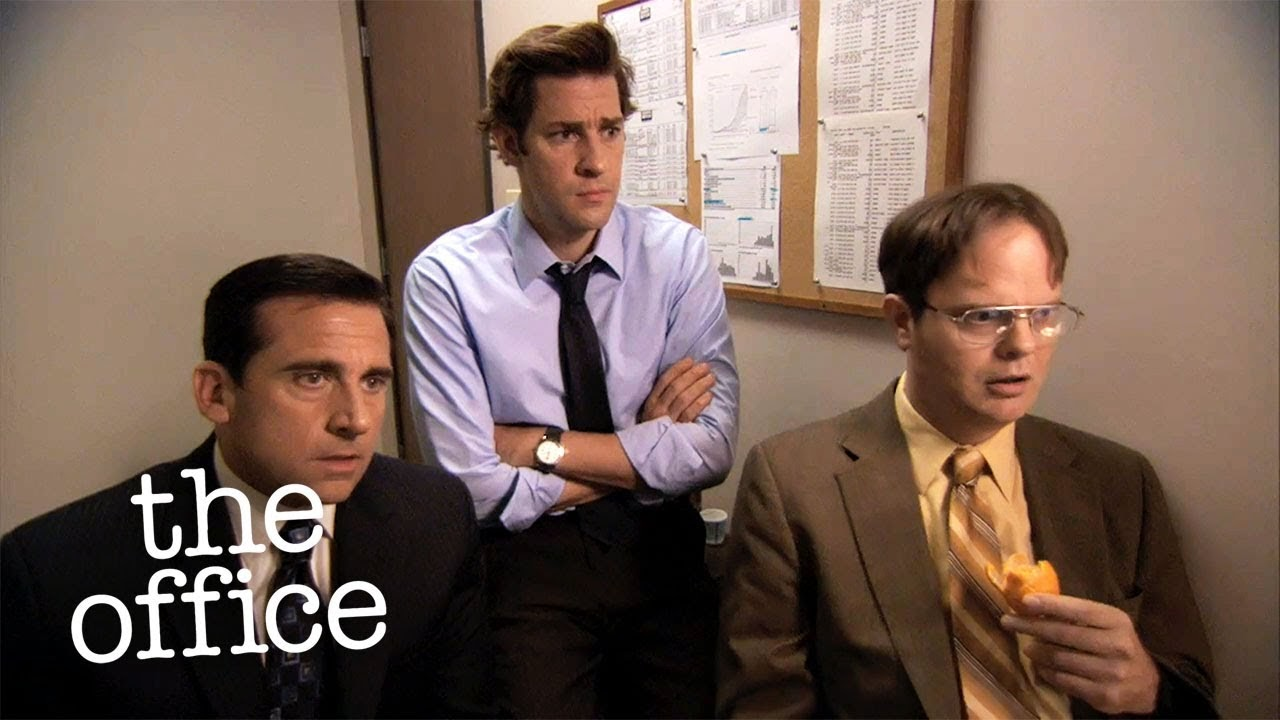 The Set Up - The Office US - YouTube