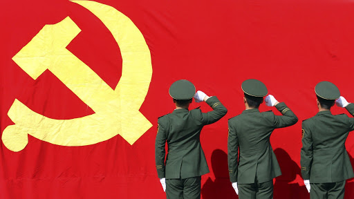 China revives 'comrade' in drive for Communist party discipline | Financial  Times