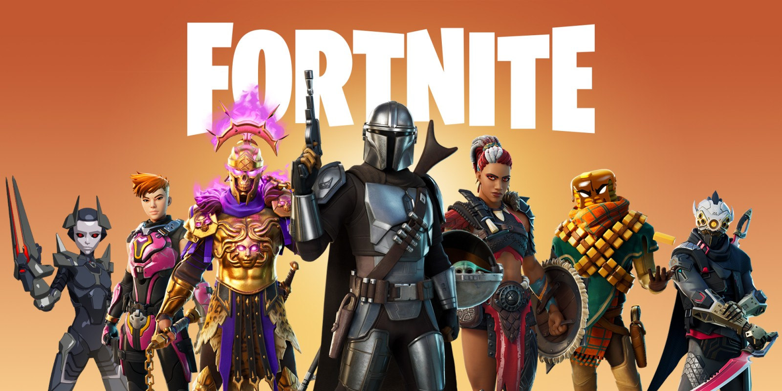 Fortnite | Загружаемые программы Nintendo Switch | Игры | Nintendo