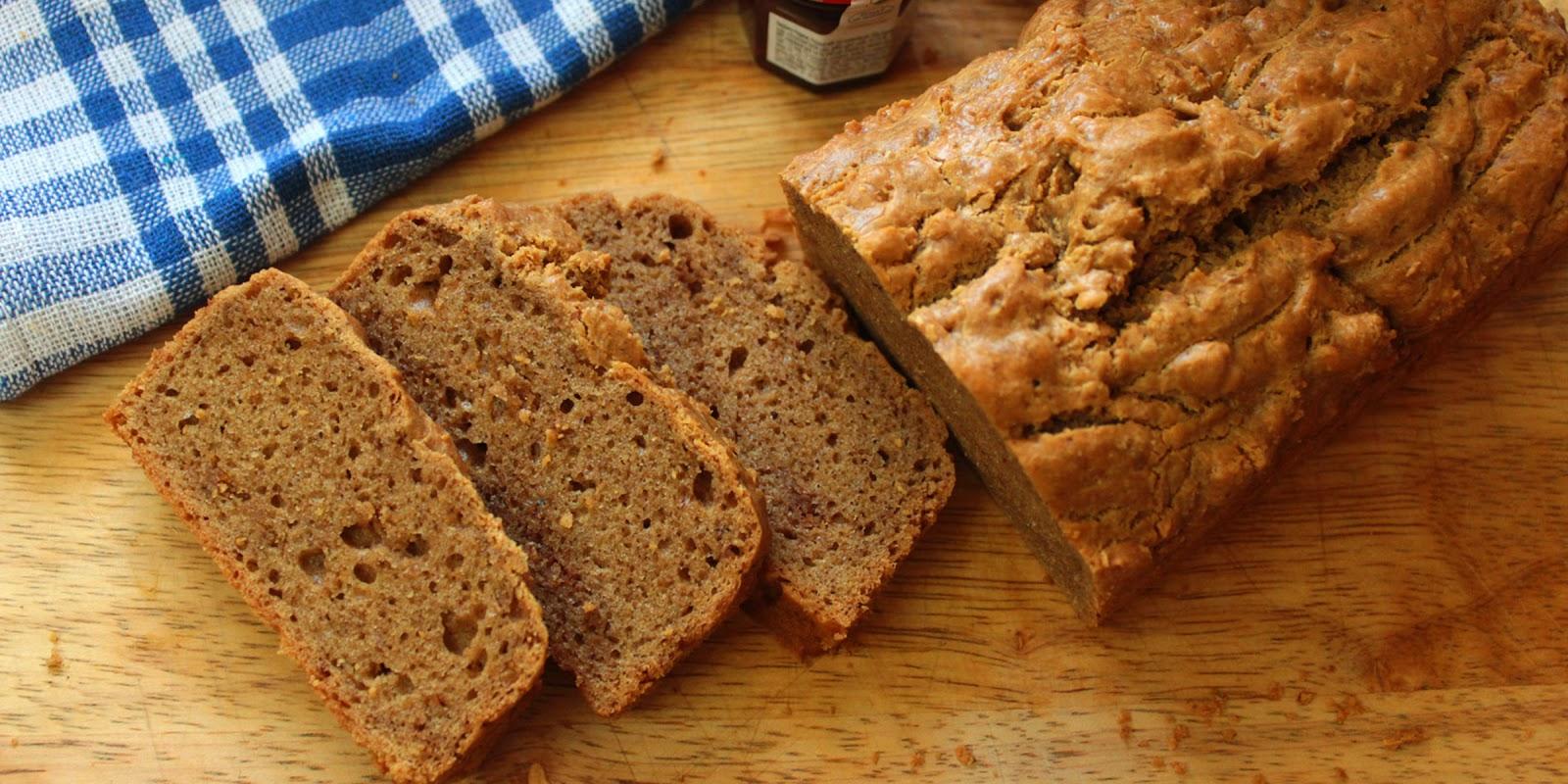 Keto Peanut Butter Bread - TODAY.com