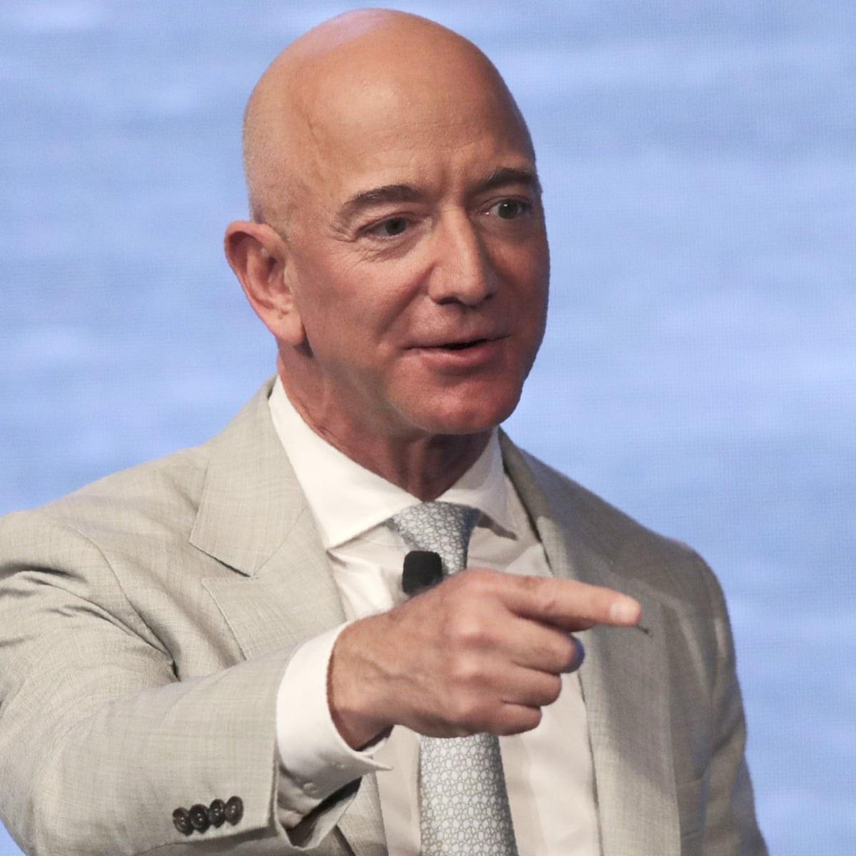 US lawmakers demand Jeff Bezos testify over Amazon's 'possibly criminally  false' statements | Amazon | The Guardian
