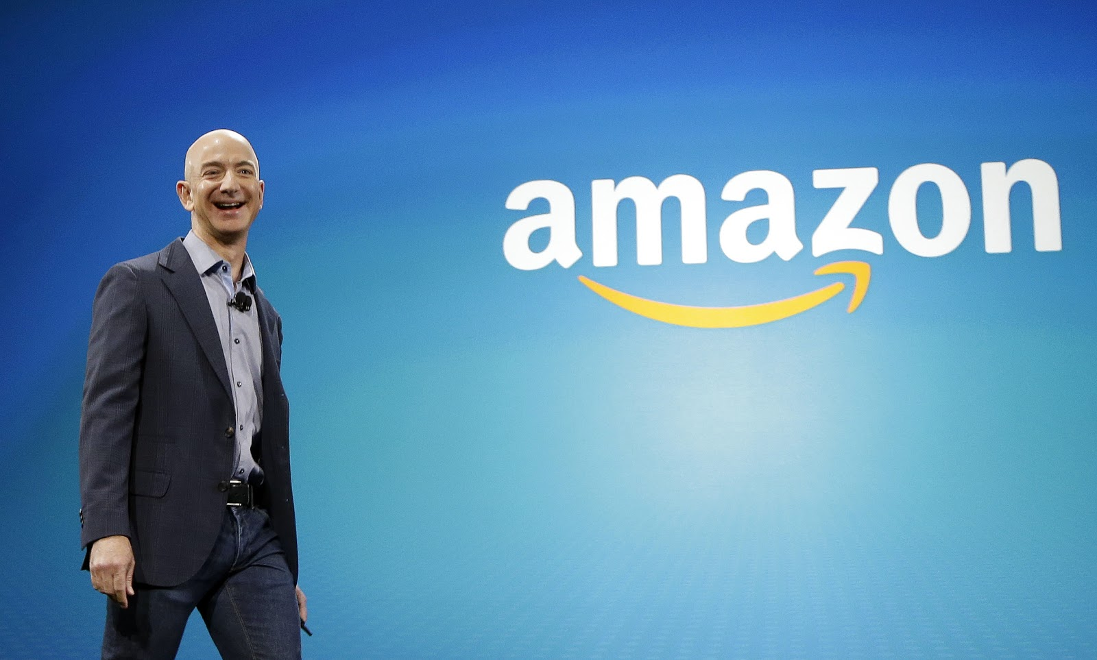 """Amazon Reports Mixed Q1 Results As Jeff Bezos Vows Massive COVID Response:  """"We're Not Thinking Small"""" – Deadline"""
