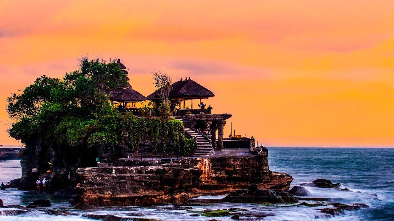 Bali - Pura Tanah lot - YouTube