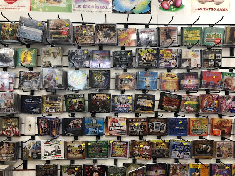 Inside Detroit's Mexican music store where CDs and cassettes will never die