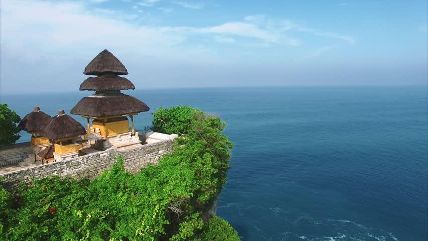 Pura Uluwatu Temple. Stone Cliffs, Stock Footage Video (100% Royalty-free)  21549787 | Shutterstock