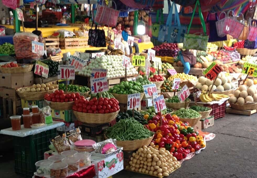 Mexico City Markets - Mexico City Food Tour | Urban Adventures