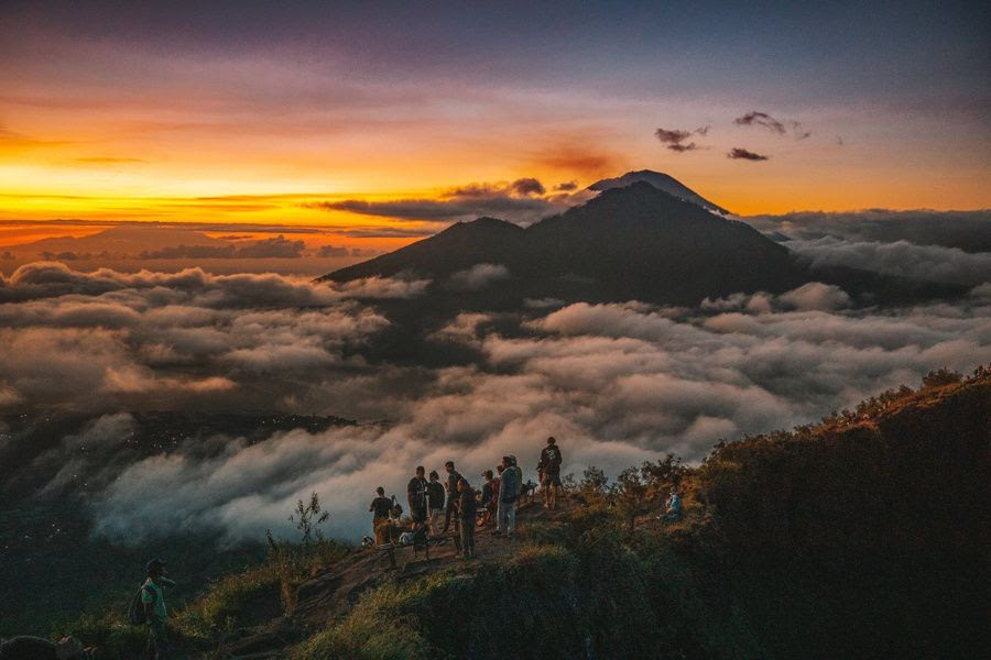 MOUNT BATUR VOLCANO SUNRISE TREK IN BALI, INDONESIA - Journey Era