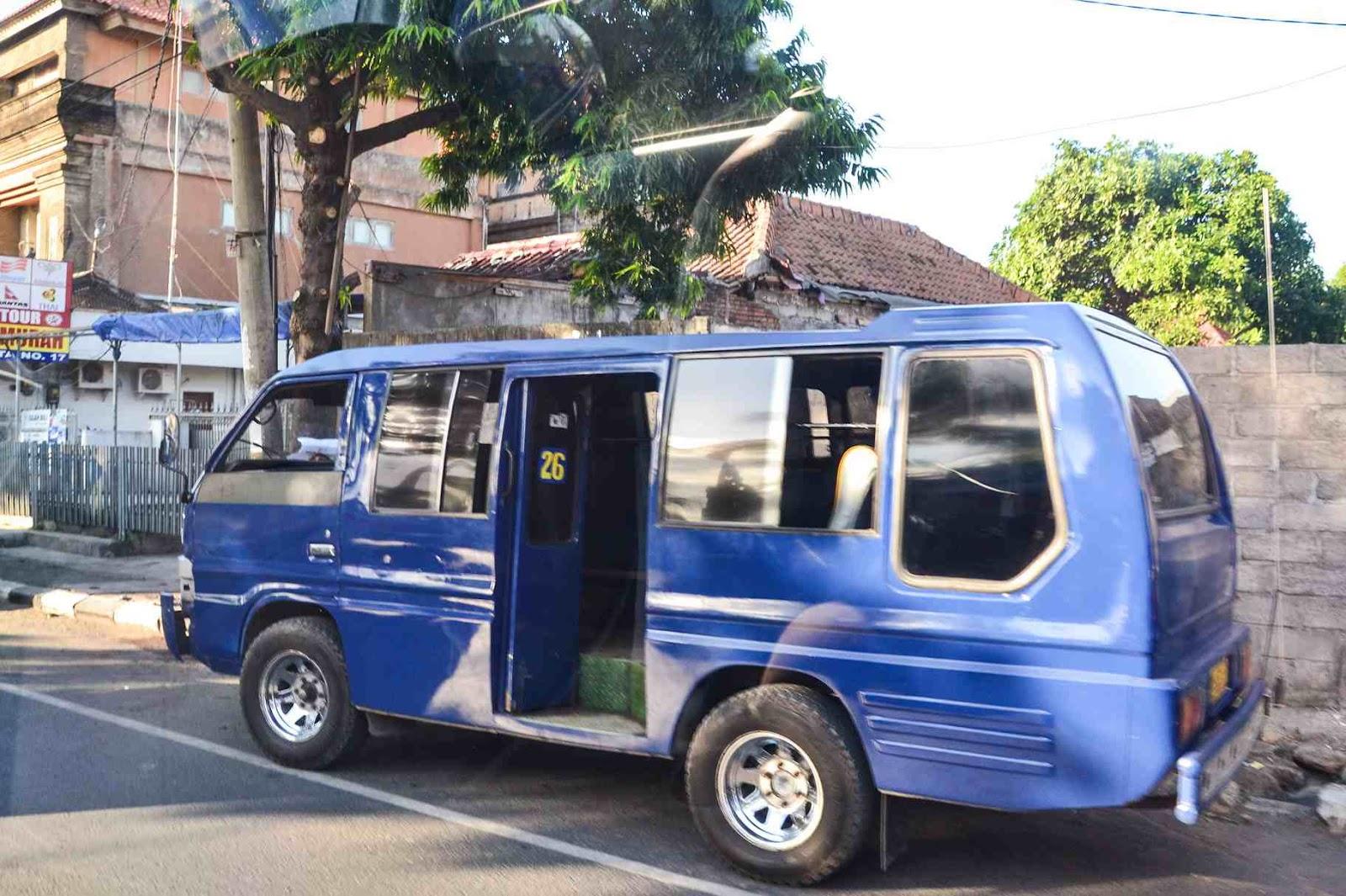 How to Travel Around Bali, Indonesia