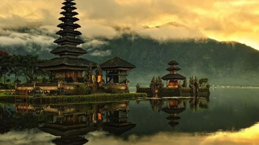 Bali, Natural Beauty of the Land of the Gods